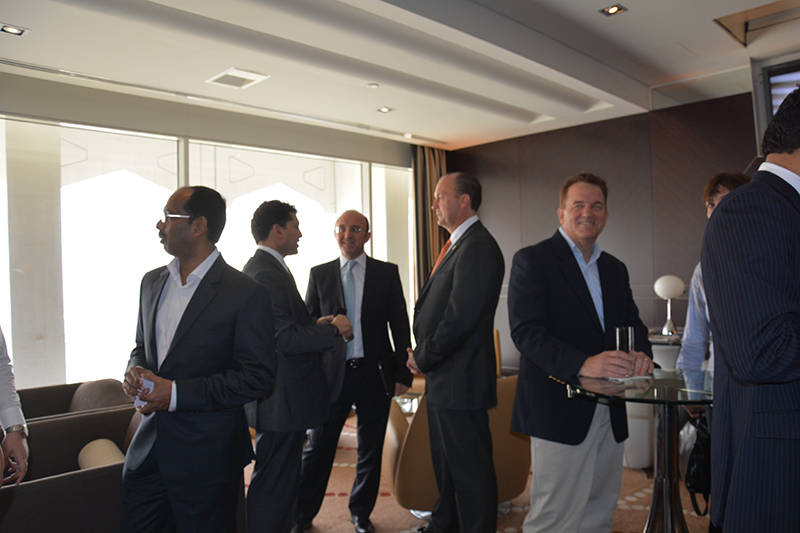 CEO Clubs UAE Monthly Members Luncheon with Key Speaker