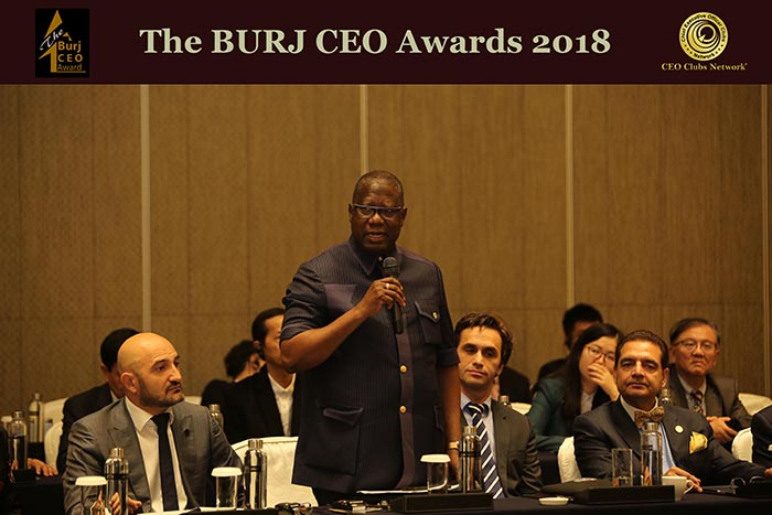 The BURJ CEO Awards 2018 – Business Summit One Belt One Road