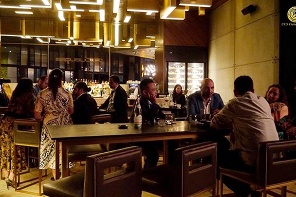 3rd CEO Clubs Cigar Night – A networking event on 13 November 2018 in Republic & Co., Dubai, UAE