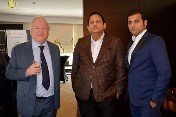 "CEO Clubs Monthly Lunch Meeting ""Digital Roadmap – Good to Great"" on 5th December 2018 in Dubai, UAE"