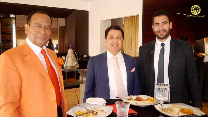 "CEO Clubs Monthly Lunch Meeting ""To Trade or Not to Trade"" on 5th September 2018 in Dubai, UAE"