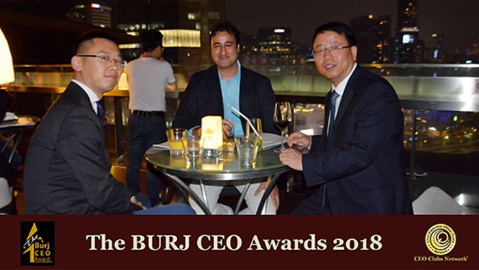 The BURJ CEO Awards 2018 – Welcome Reception, Hosted by Sobha