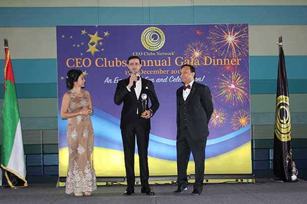 CEO Clubs Network Annual Gala Dinner 2018 - Members Awards
