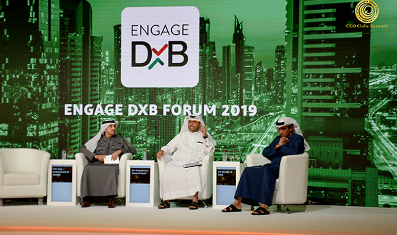 Engage DXB Forum 2019 supported by CEO Clubs Network on Wednesday, 30 January 2019 in Dubai UAE