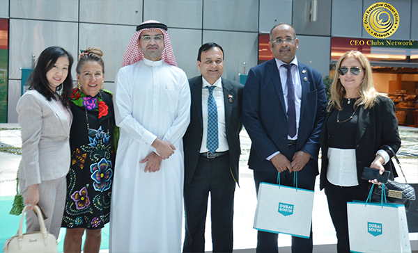 CEO Clubs Network Exclusive Visit to Dubai South & The Dubai Expo 2020 on 20 March 2019