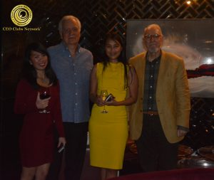 The 5th CEO Clubs Cigar Night at Noir Bar Dubai