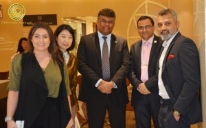 "CEO Clubs Network successfully hosted CEO Clubs Lunch Meeting – ""A roundtable Discussion: Grow Business"" on May 1, 2019"