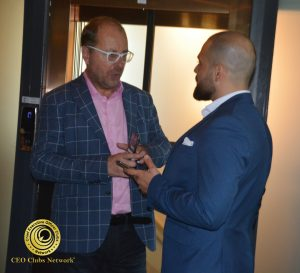 CEO Clubs Hi-Tea is more than to meet and greet. It's building trust, business relationships, and partnerships on 5 August 2019