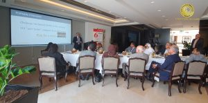 CEO Clubs Business Coaching by Mr. Kyriakos Kofinas on 26 August 2019