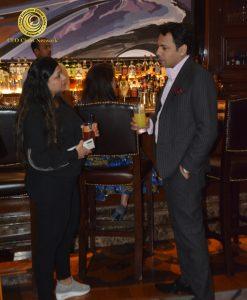The CEO Clubs Cigar Night at Polo Bar, Dubai on September 18, 2019