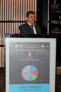 IBMC UAE INDIA BUSINESS FEST 2019 LAUNCHING CEREMONY AT DUBAI ARMANI, BURJ KHALIFA